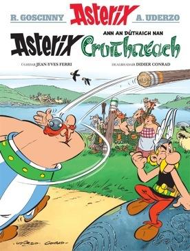 Couverture de Astérix (en langues étrangères) -35Gaélique- Asterix ann an dùthaich nan Cruithneach