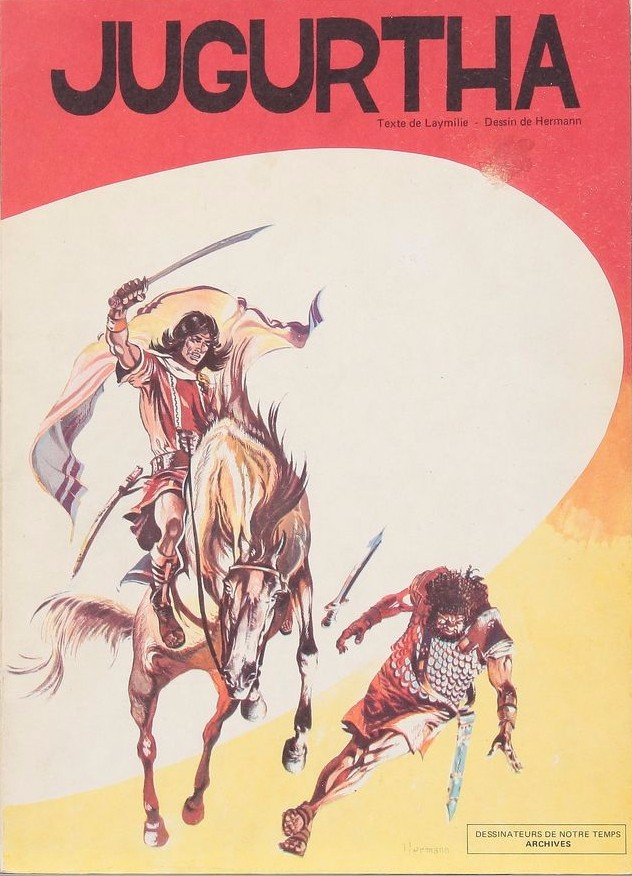 Jugurtha - les 16 tomes