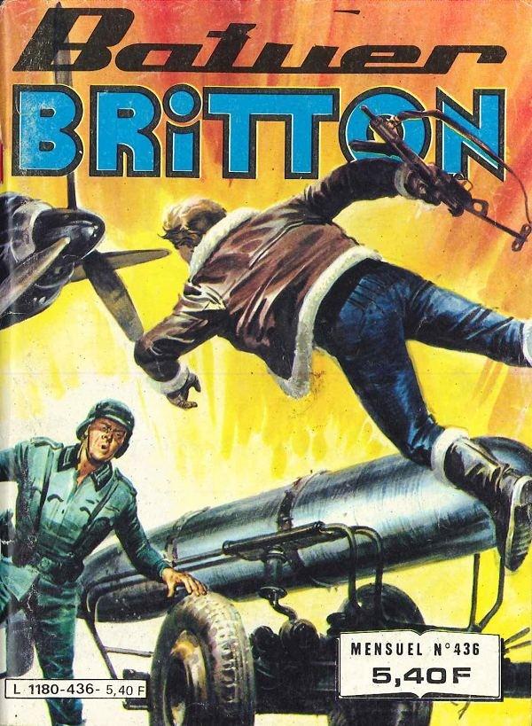 Couverture de Battler Britton -436- Parole d'honneur
