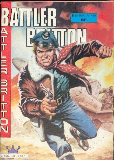 Couverture de Battler Britton -460- N°460