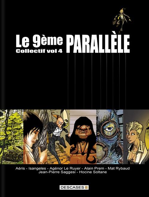 Couverture de Le 9ème parallèle -4- Le 9ème parallèle vol 4