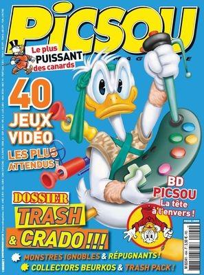 Couverture de Picsou Magazine -494- Picsou Magazine n°494