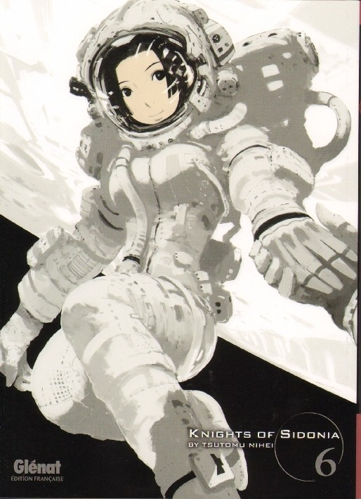 Couverture de Knights of Sidonia -6- Tome 6