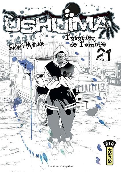Couverture de Ushijima - L'usurier de l'ombre -21- Tome 21