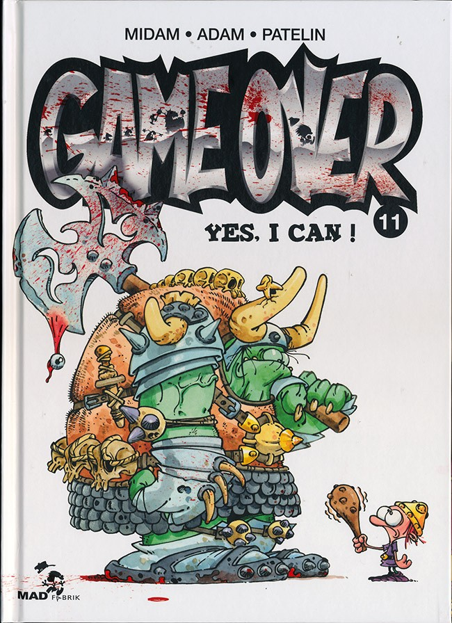 Game Over 11 Yes I Can
