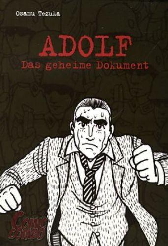 Couverture de Adolf -2- Das geheime Dokument