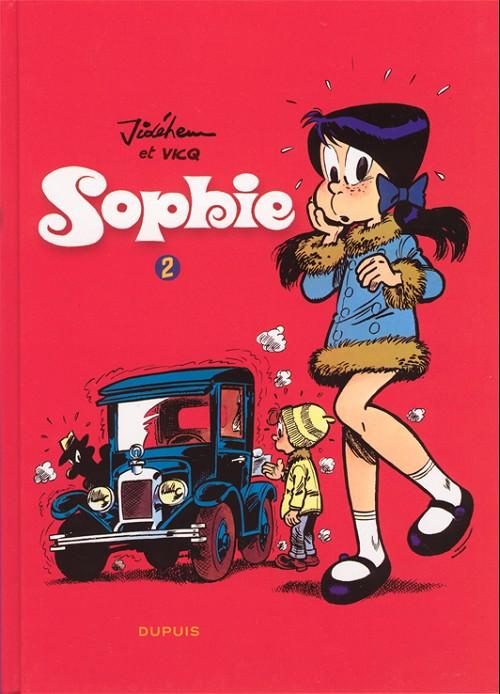 Couverture de Sophie (Jidéhem) -INT2- Sophie : 1965-1969