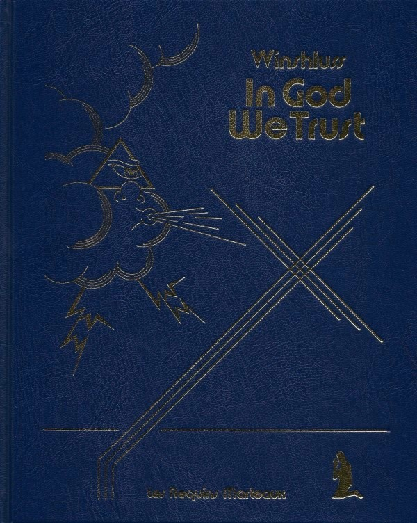In God We Trust (Winshluss) One shot PDF Version