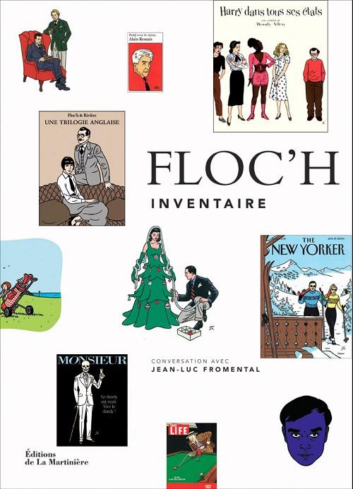 Couverture de (AUT) Floc'h, Jean-Claude - Floc'h inventaire