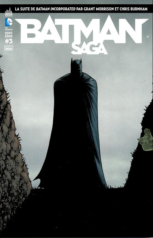 Couverture de Batman Saga -HS03- Batman Incorporated