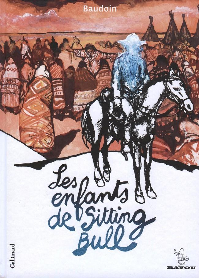Couverture de Les enfants de Sitting Bull