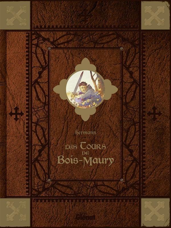 Couverture de Les tours de Bois-Maury -INTNB- Les Tours de Bois-Maury