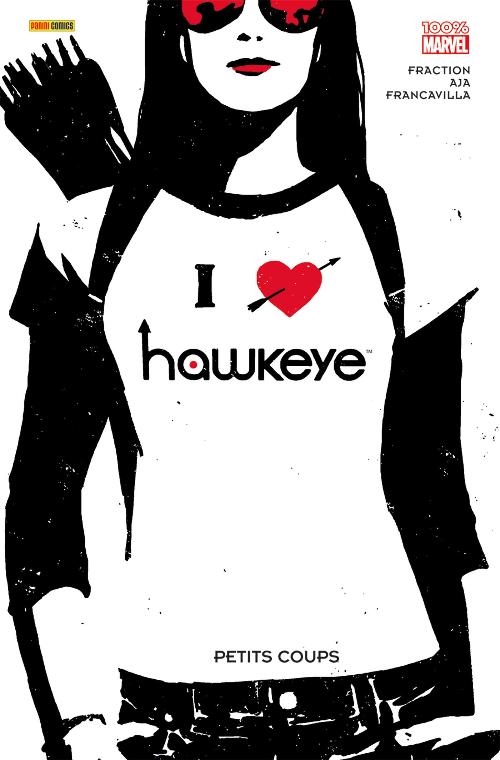 Couverture de Hawkeye (100% Marvel - 2013) -2- Petits coups