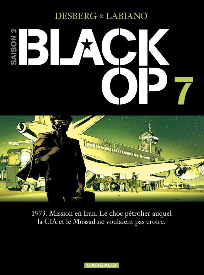 Couverture de Black Op -7- Tome 7