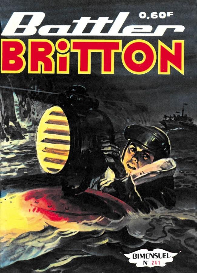 Couverture de Battler Britton (Imperia) -241- L'Étrange Adieu