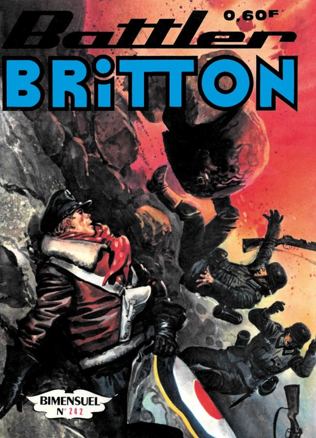 Couverture de Battler Britton (Imperia) -242- Le Chef