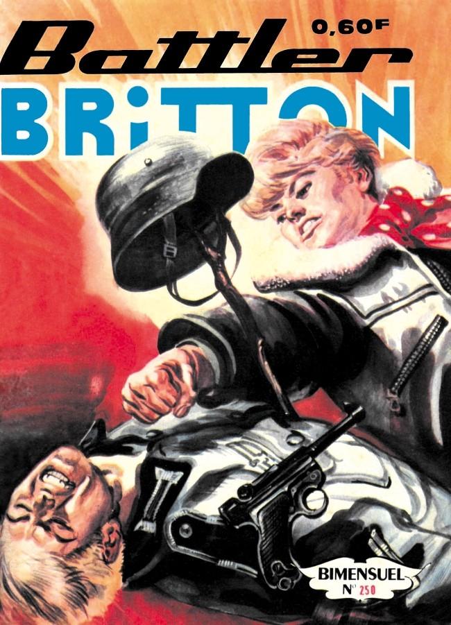 Couverture de Battler Britton -250- L'Aventurier