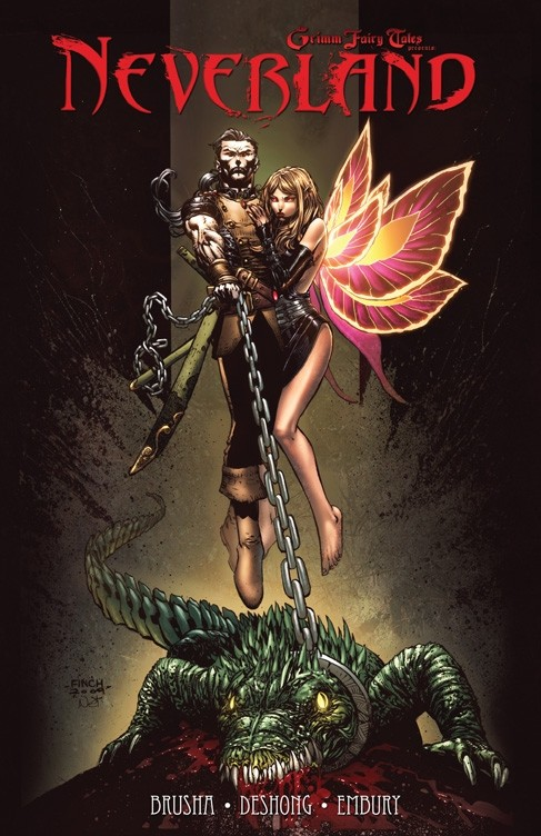 Grimm Fairy Tales Neverland 2010 Bd Informations Cotes