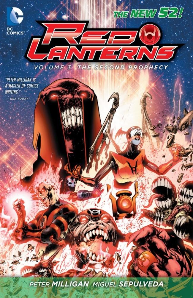 Couverture de Red Lanterns (2011) -INT03- The second prophecy