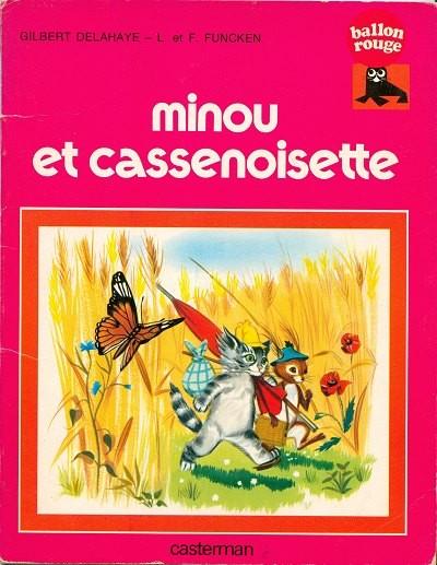 Couverture de (AUT) Funcken - Minou et Cassenoisette