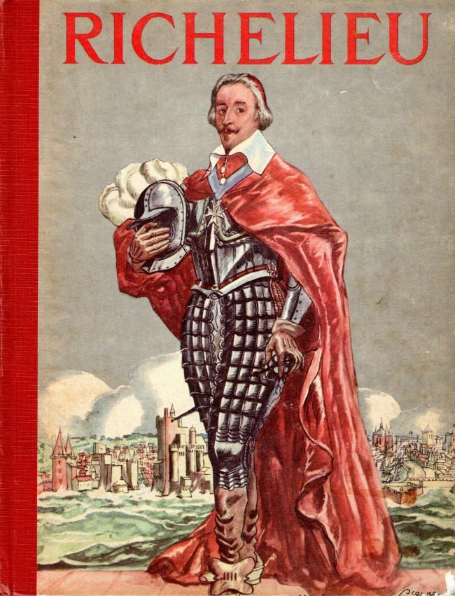 Couverture de Richelieu (Burnand/Noel) -a1951- Richelieu