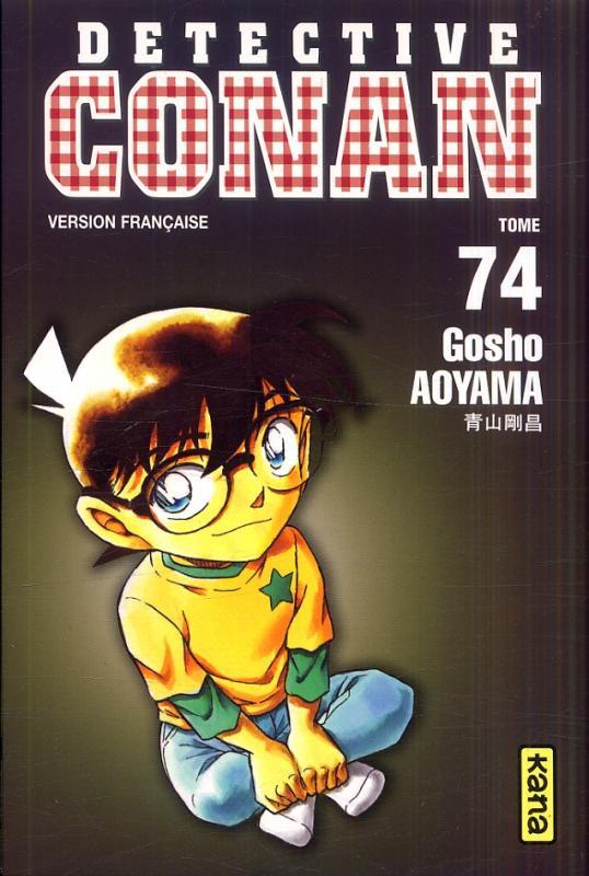 Couverture de Détective Conan -74- Tome 74