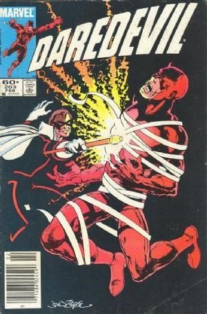Couverture de Daredevil (1964) -203- Trumps !
