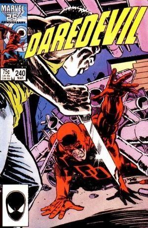 Couverture de Daredevil (1964) -240- The face you deserve