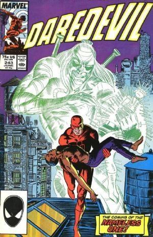 Couverture de Daredevil (1964) -243- Don't touch me