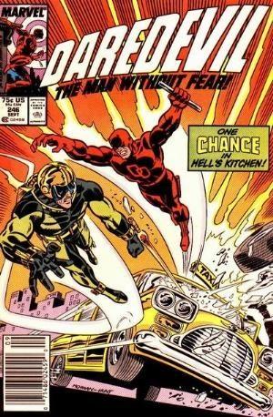 Couverture de Daredevil (1964) -246- Bad guy