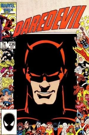 Couverture de Daredevil Vol. 1 (Marvel - 1964) -236- American dreamer