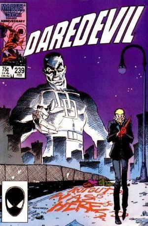 Couverture de Daredevil Vol. 1 (Marvel - 1964) -239- Bad plumbing