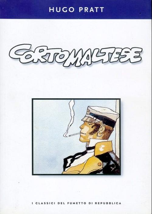 Couverture de Classici del fumetto di Repubblica (I) -1- Corto Maltese