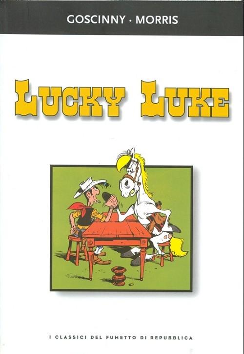 Couverture de Classici del fumetto di Repubblica (I) -27- Lucky Luke