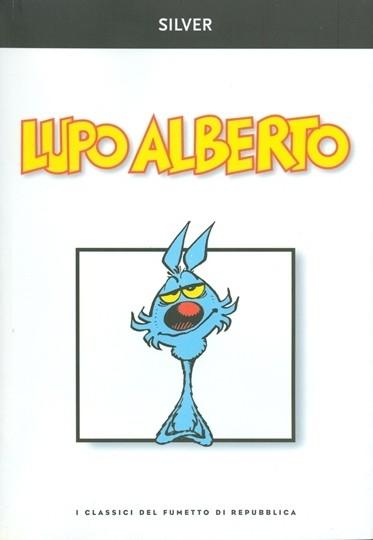 Couverture de Classici del fumetto di Repubblica (I) -47- Lupo Alberto