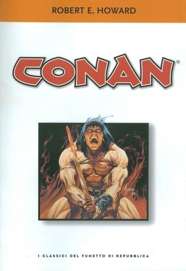 Couverture de Classici del fumetto di Repubblica (I) -58- Conan