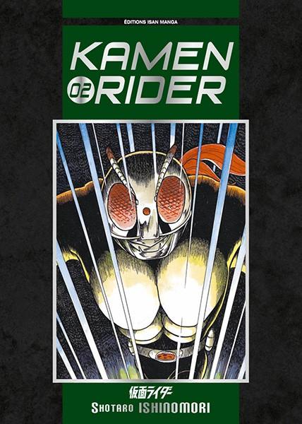 Couverture de Kamen rider -2- Tome 2