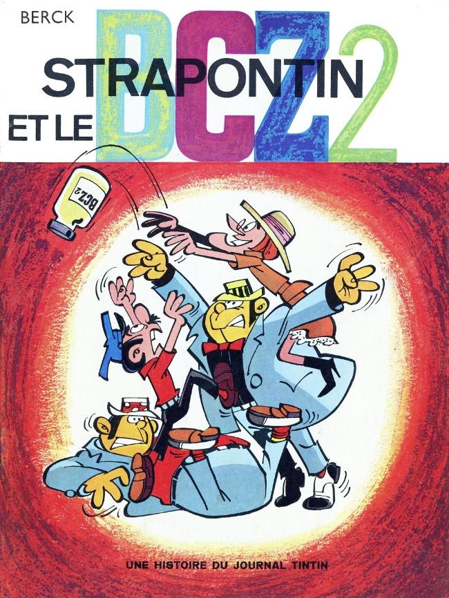 Couverture de Strapontin -6- Strapontin et le BCZ 2