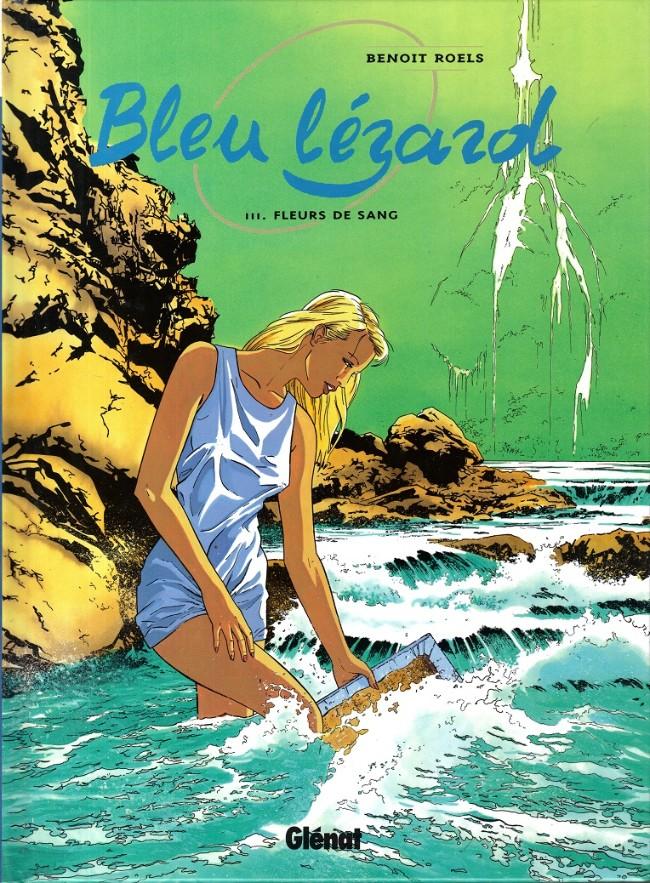 Bleu Lézard - les 6 tomes