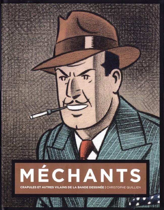 Couverture de (DOC) Études et essais divers - Méchants - Crapules et autres vilains de la bande dessinée