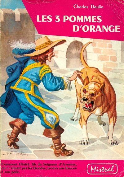Couverture de (AUT) Funcken - Les 3 pommes d'orange