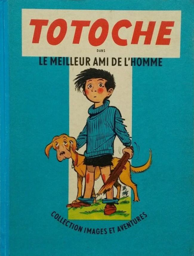 Couverture de Totoche -1- Le meilleur ami de l'homme