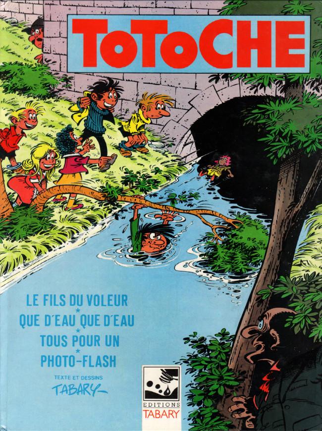 Couverture de Totoche -12- Le fils du voleur