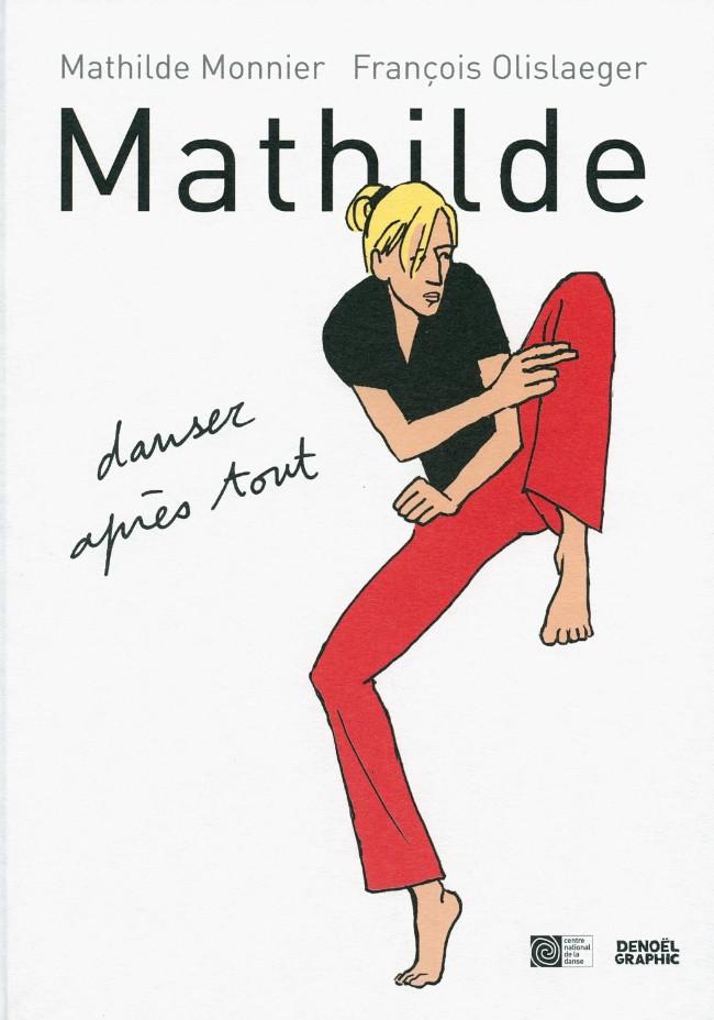Couverture de Mathilde : Danser après tout