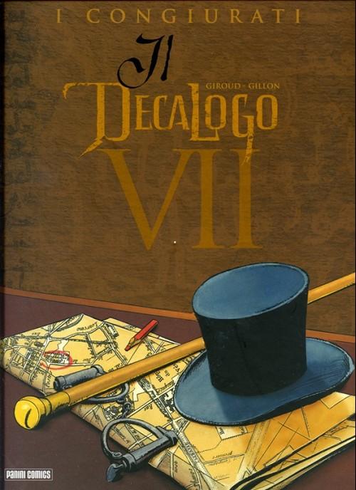 Couverture de Decalogo (Il) -7- I congiurati