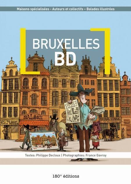 Couverture de (DOC) Études et essais divers - Bruxelles BD