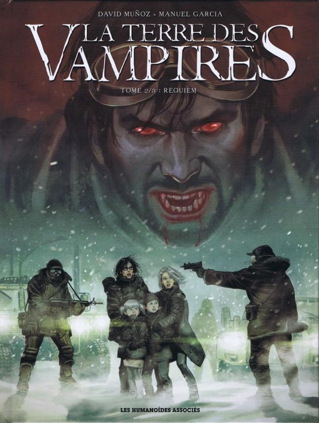 La Terre des Vampires  3 tomes Intégrale PDF