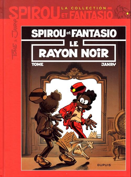 Couverture de Spirou et Fantasio - La collection (Cobra) -46- Le rayon noir