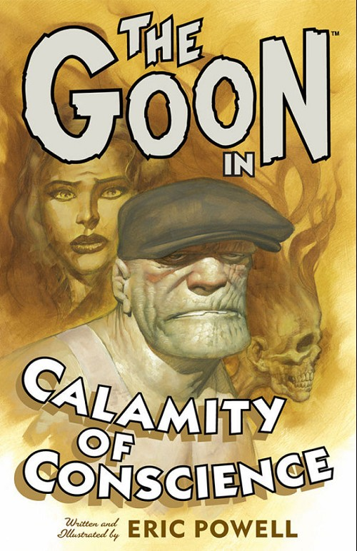 Couverture de Goon (The) (2003) -INT09- Calamity of conscience