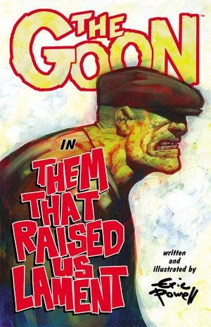 Couverture de Goon (The) (2003) -INT12- Them that raised us lament